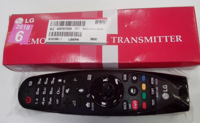 Пульт Magic Remote AN-MR650A (AKB75075326)